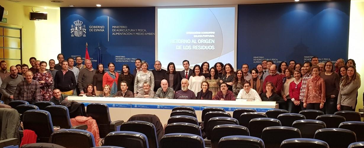 Participação em workshop, referente a inspeções no âmbito do movimento transfronteiriço de resíduos, realizado em Madrid, no dia 6 de março de 2018