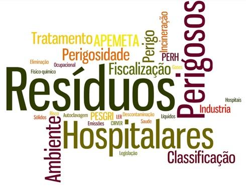 """Seminário """"Gestão de Resíduos Perigosos e Hospitalares"""""""